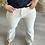 Thumbnail: Pantalon beige en velours FLAVIE