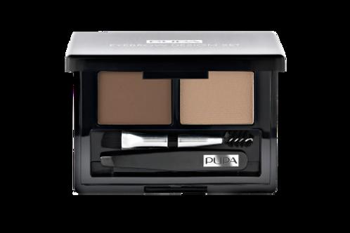 Eyebrow Design Set - Kit Sourcils 01