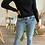 Thumbnail: Jeans RED BUFFON slim BABETTE