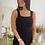 Thumbnail: Ensemble ALBA (robe noire et gilet court cache bras)