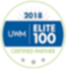 2018 UWM - Elite 100 Certifed Partner.pn