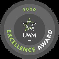 2020 UWM Awards Mortgage Lender Broker Mankato Rochester.png