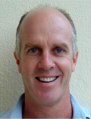Edward Sturrock, South Africa