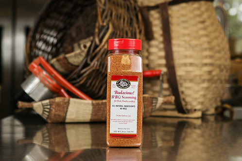 Bodacious! BBQ Seasoning | Chef Bottle