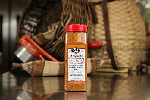Bodacious! Creole Seasoning | Chef Bottle