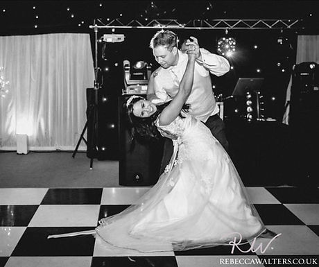 Beautiful wedding dance in northampton