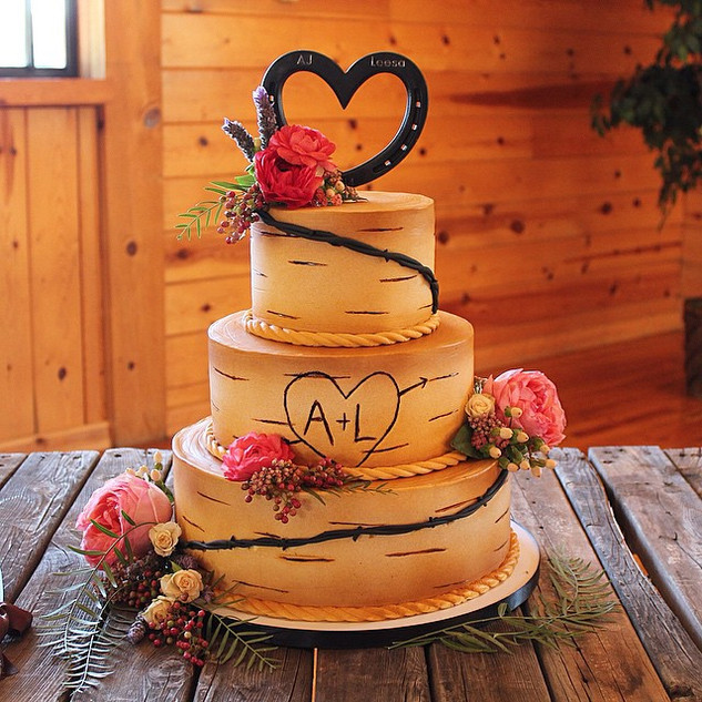 wood and barbed wire cake.jpg