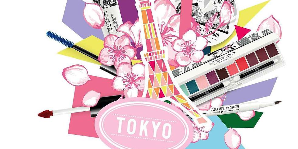"""Einführungparty in Scuol (GR) der """"TOKYO Edition"""" by ARTISTRY STUDIO"""