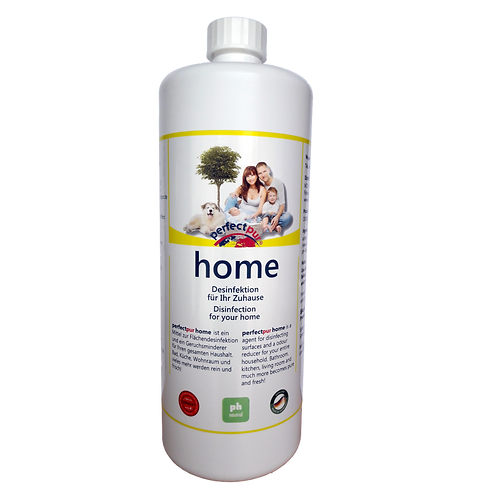 Desinfektionsmittel PERFECT PUR Home - 1L