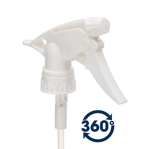 Sprühkopf für 1 L Nachfüllflaschen - weiß (upside-down)