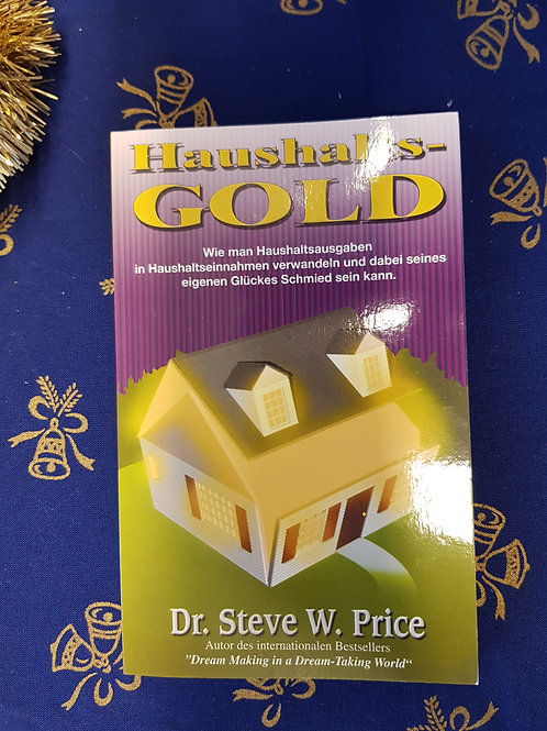"Buch ""Haushalts-GOLD"""