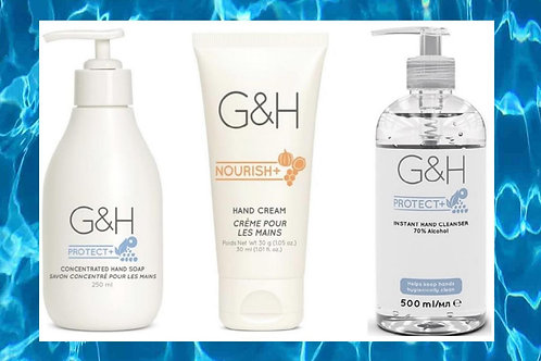 Power Trio G&H Protect & Nourish