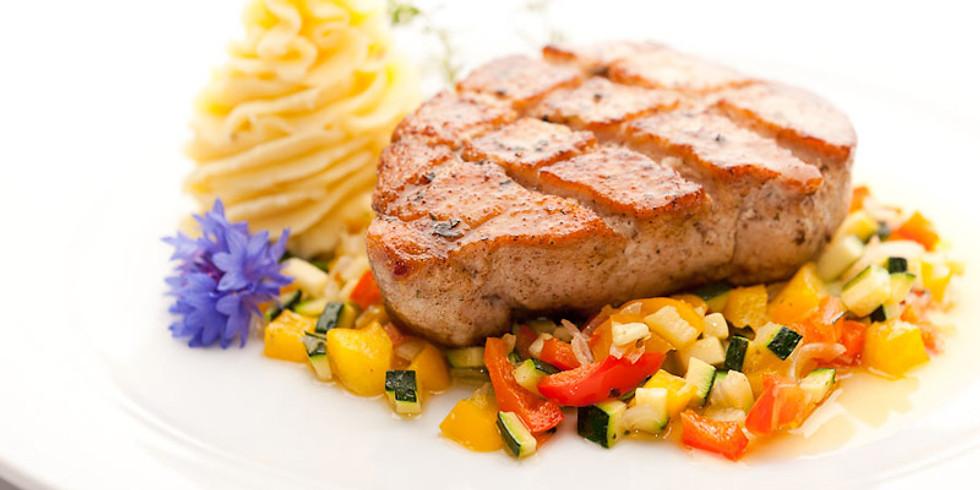 """Sommer Kochshow """"leckere und gesunde Gerichte"""""""
