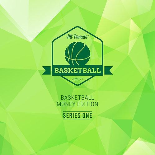 Basketball Money Edition Hobby Box