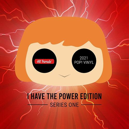 POP Vinyl I HAVE THE POWER Edition Hobby Box