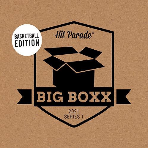 Autographed BIG BOXX Basketball Hobby Box