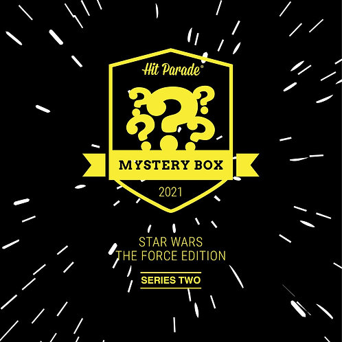 Mystery Box Star Wars The Force Edition Hobby Box