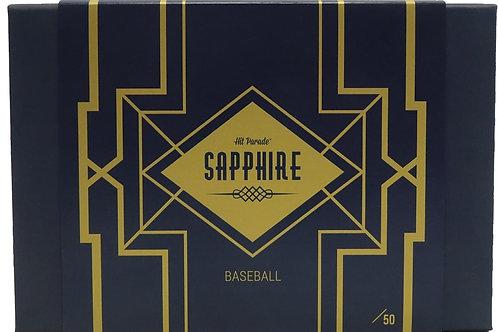 Baseball Sapphire Edition Hobby Box