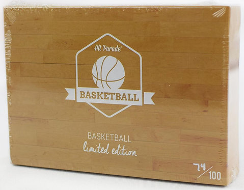 Basketball Limited Edition Hobby Box