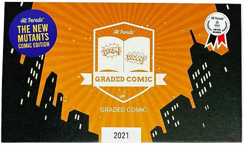 New Mutants Graded Comic Edition Hobby Box