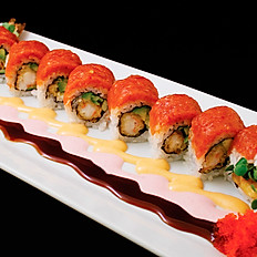Fire Dragon Roll