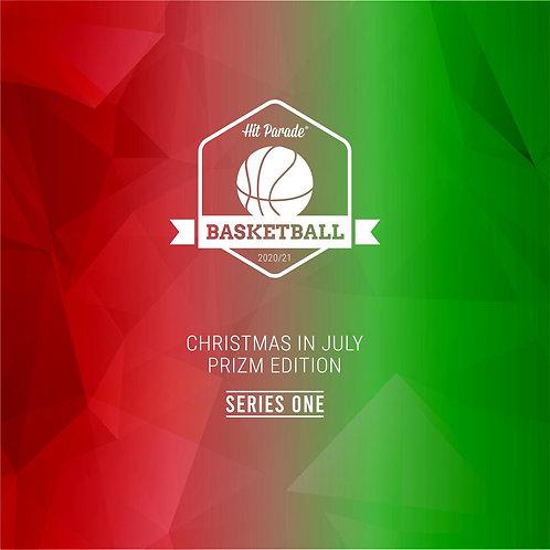 Basketball Christmas in July Edition Hobby Box