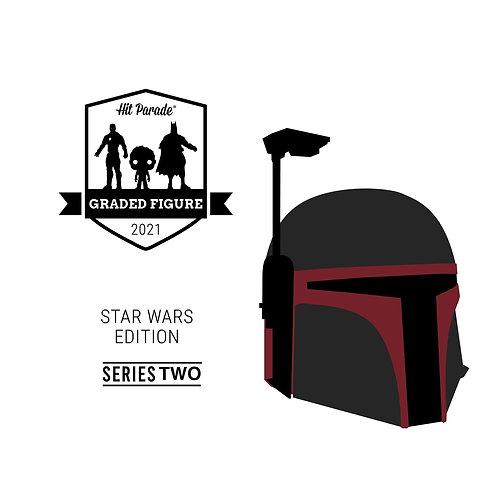 Star Wars Graded Figure Edition Hobby Box