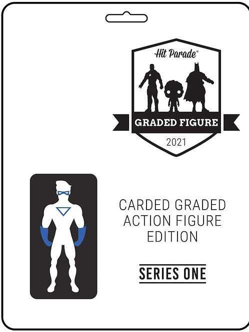 Carded Graded Action Figure Edition Hobby Box