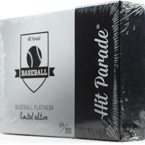 Baseball Platinum Edition Hobby Box
