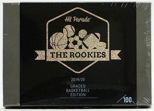 The Rookies Graded Basketball Edition Hobby Box