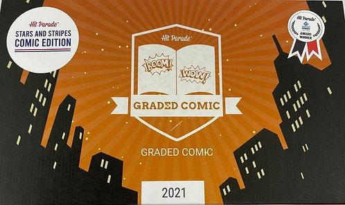 Stars and Stripes Graded Comic Edition Hobby Box