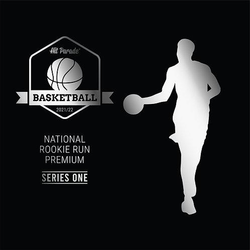National Rookie Run Graded Basketball Premium Edition Hobby Box