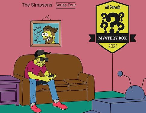The Simpsons Mystery Box Hobby Box