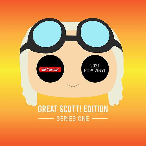 POP Vinyl GREAT SCOTT! Edition Hobby Box