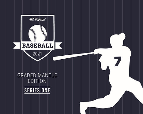 Graded Mantle Edition Hobby Box