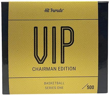 VIP Basketball Chairman Edition Hobby Box