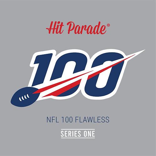 Flawless Top 100 Football Hobby Box