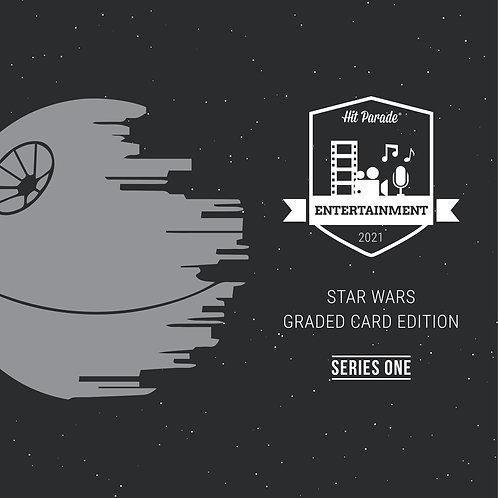 Star Wars Graded Card Edition Hobby Box