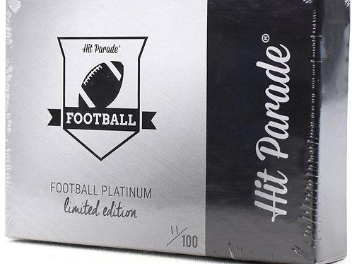 Football Platinum Edition Hobby Box