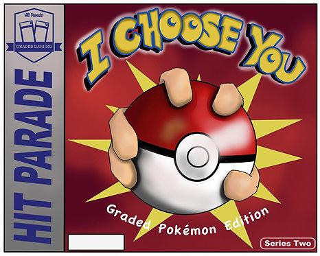 "Pokemon ""I Choose You"" Hobby Box"