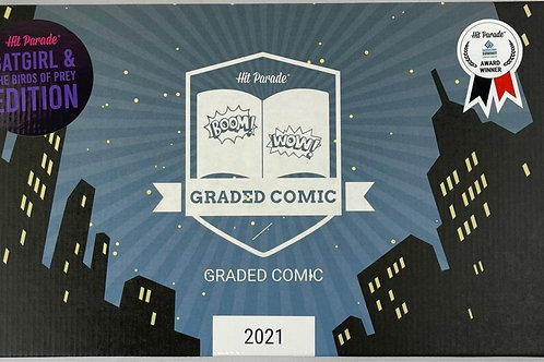 Batgirl & The Birds of Prey Graded Comic Edition Hobby Box
