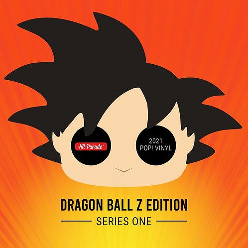 POP Vinyl Dragon Ball Z Edition Hobby Box