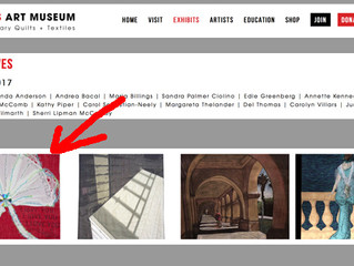 Participating in the VAM Exhibitions