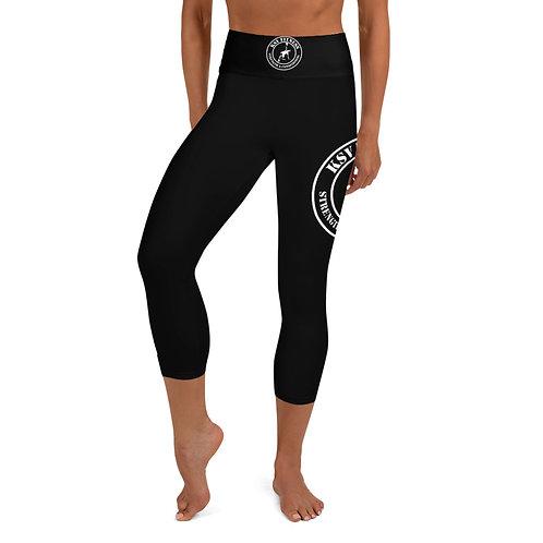KSV Capri Leggings Black