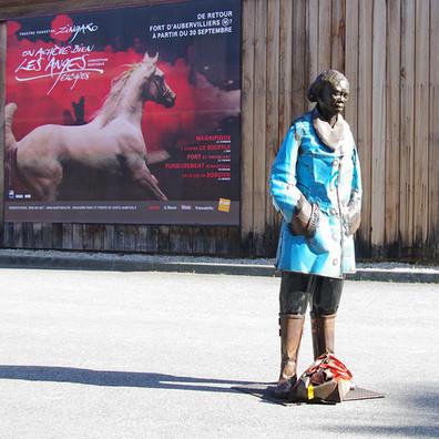 Théâtre Equestre zingaro Aubervilliers 2