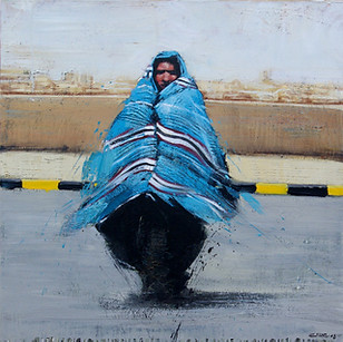TUNISIE, Drapée