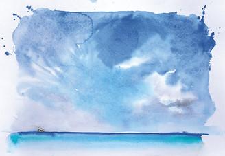 TAHITI, Entre ciel et mer