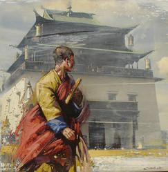 MONGOLIE, Gandan