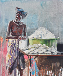 SRI LANKA, Poudre blanche