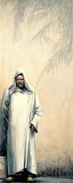 MAROC, A l'ombre du palmier